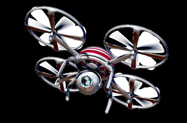 multicopter s kamerou