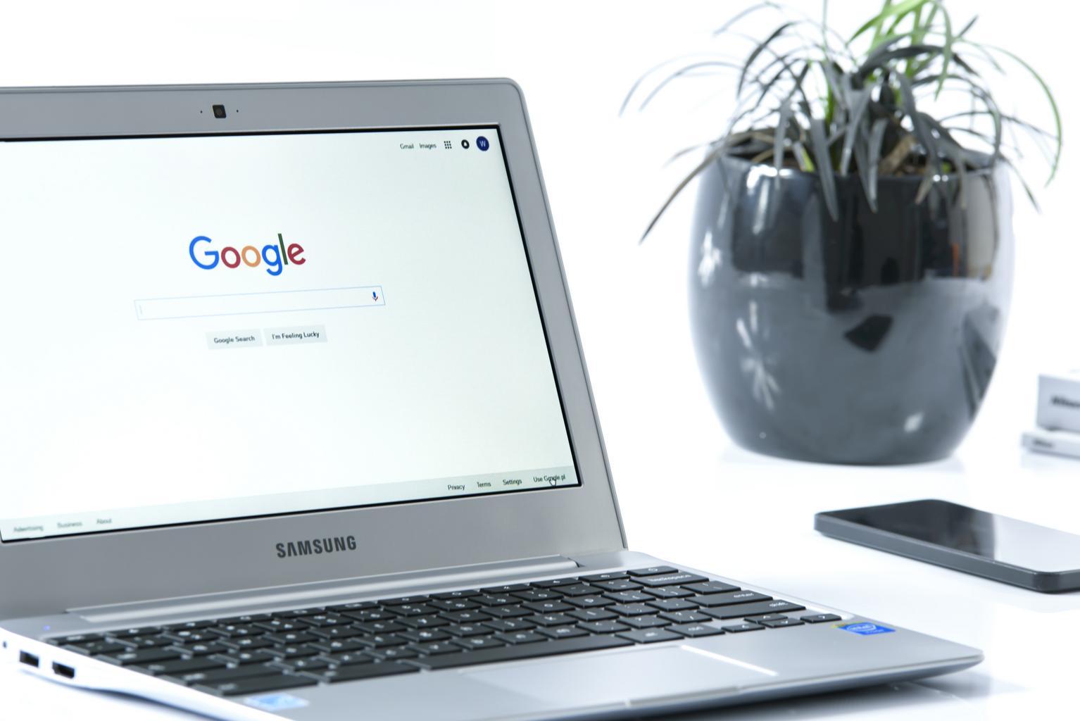 vyhledávač na internetu